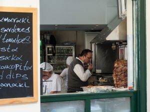 Kebab grec