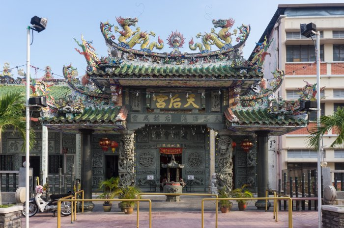 Temple chinois à George Town