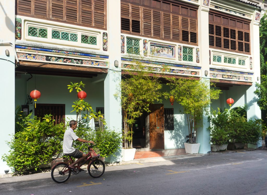 George Town, Penang, Malaisie