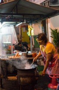 Street food à Penang