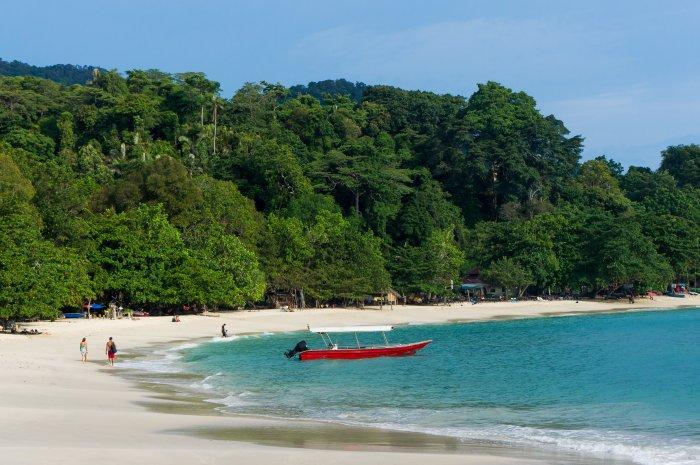 Pulau Pangkor, Malaisie