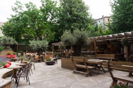 Bar à Belgrade
