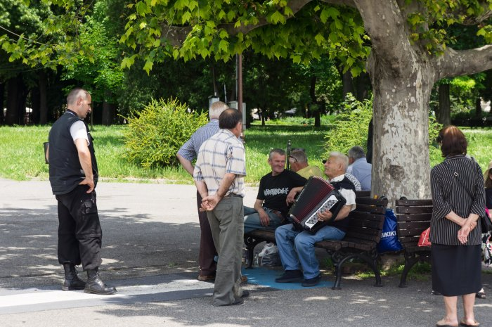 Parc de Kalemegdan, Belgrade