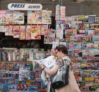 Journaux serbes