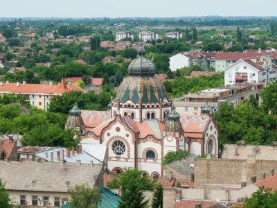 Synagogue de Subotica