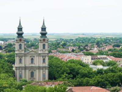 Cathédrale de Subotica, Serbie