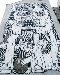 Graffiti Savamala