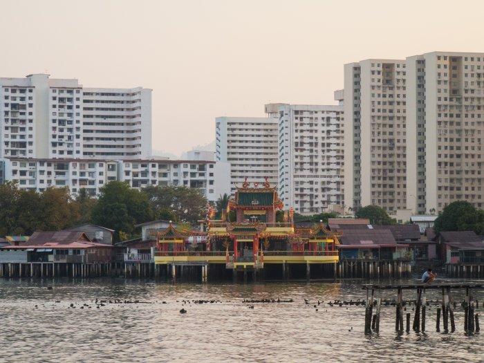 George Town à Penang