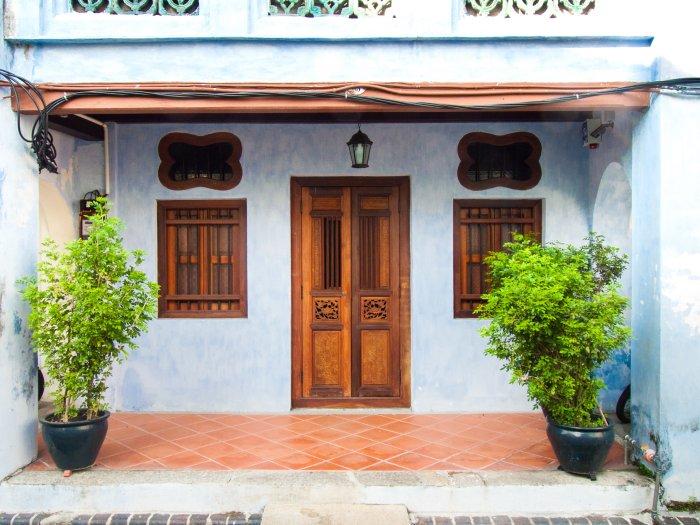 Maison coloniale de George Town à Penang