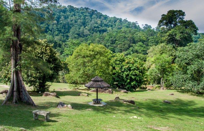 Jardin botanique de Penang, Malaisie