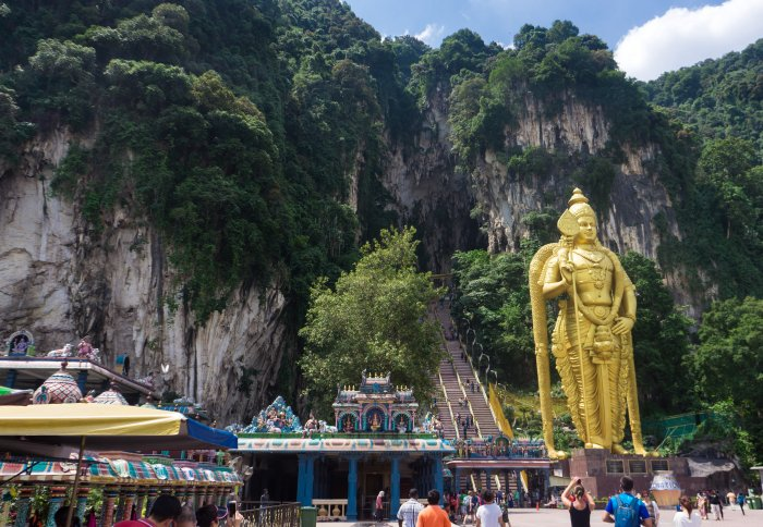 Batu Caves, Kuala Lumpur, Malaisie