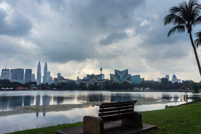 Parc de Titiwangsa, Kuala Lumpur, Malaisie