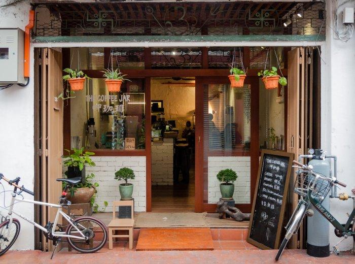 Café de Melaka, Malaisie