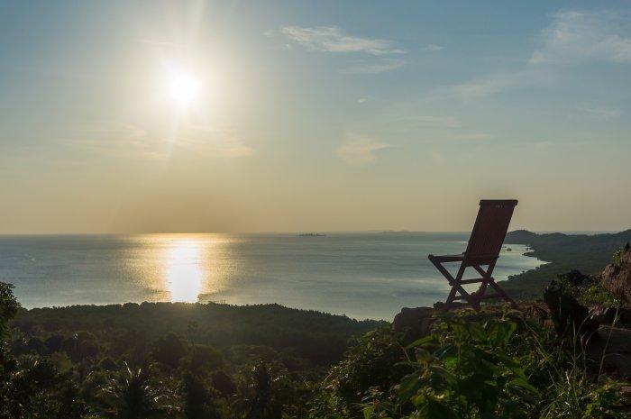 Love hill, Karimunjawa, Indonésie