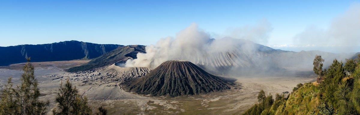 Volcan Bromo, Java, Indonésie