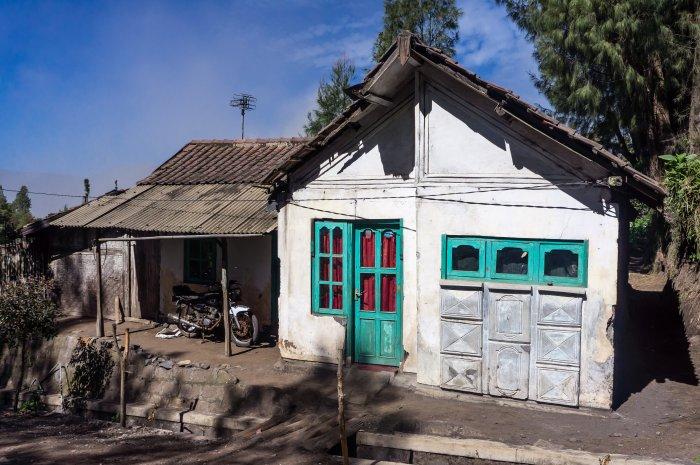 Village près du Mont Bromo, Indonésie