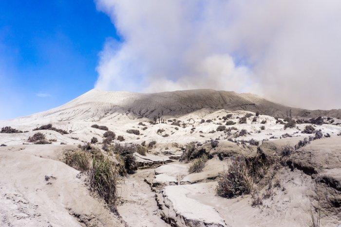 Escalade du Mont Bromo, Indonésie