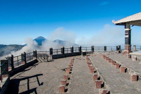 Belvédère sur le Mont Penanjakan