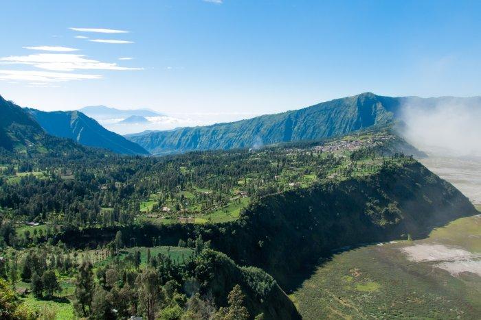 Parc national du mont Bromo, Indonésie