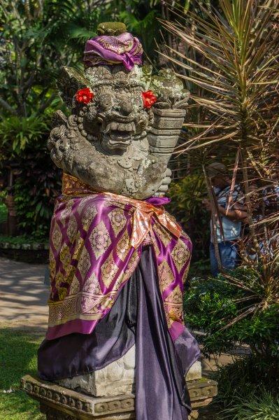 Ubud Palace, Bali, Indonésie