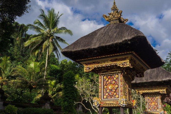Temple de Tirta Empul, Bali