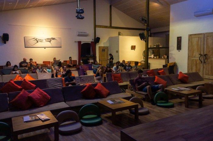 Cinema Paradiso, Ubud, Bali
