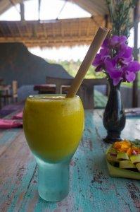 Clear coffee, Ubud, Bali