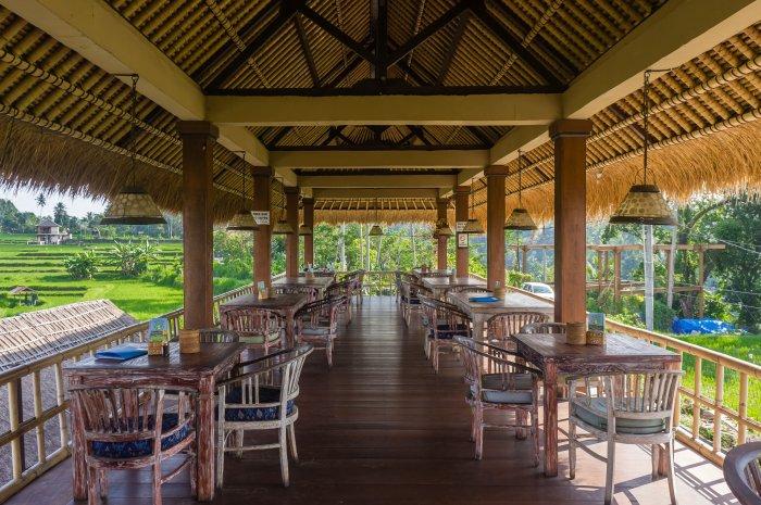 Karsa Kafe, Ubud, Bali