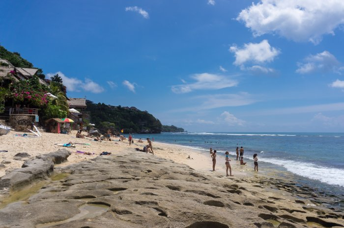 Plage de Bingin, Bali