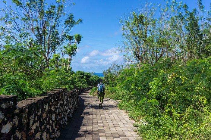 Promenade à Uluwatu