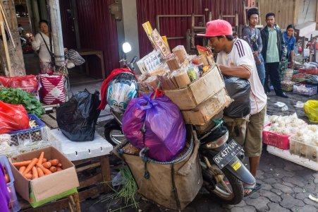 Marché d'Ubud, Bali