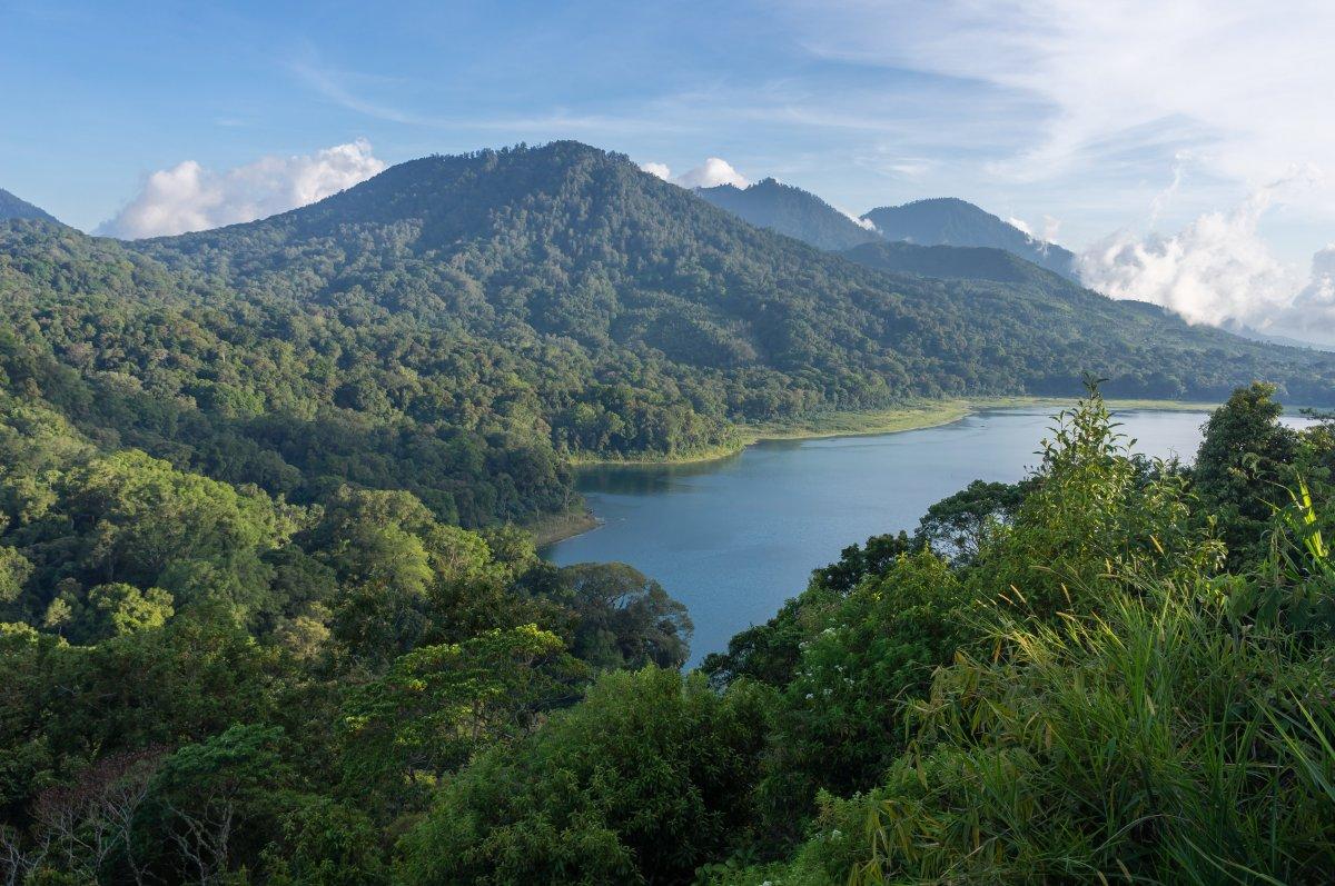 Munduk Montagnes Lacs Et Randonnes Bali
