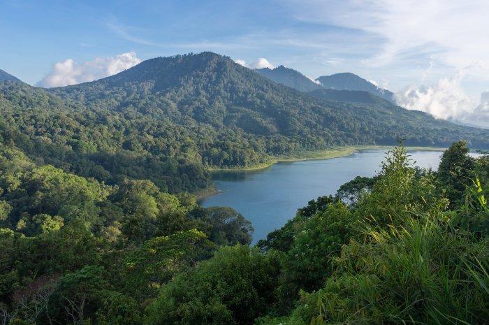 Lac Tamblingan, Bali, Indonésie