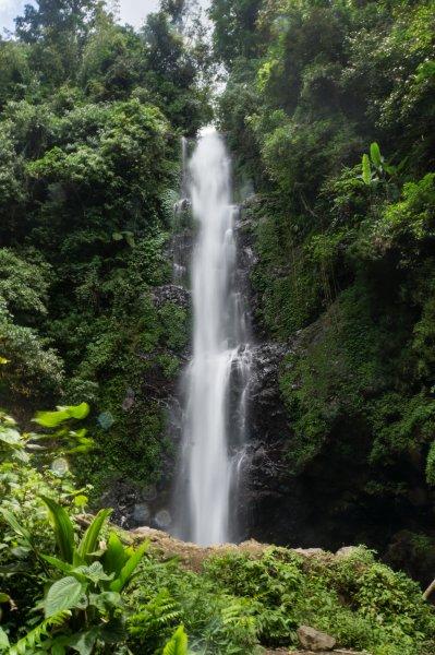 Melanting waterfall, Munduk, Bali