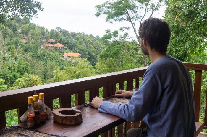 Warung à Munduk, Bali