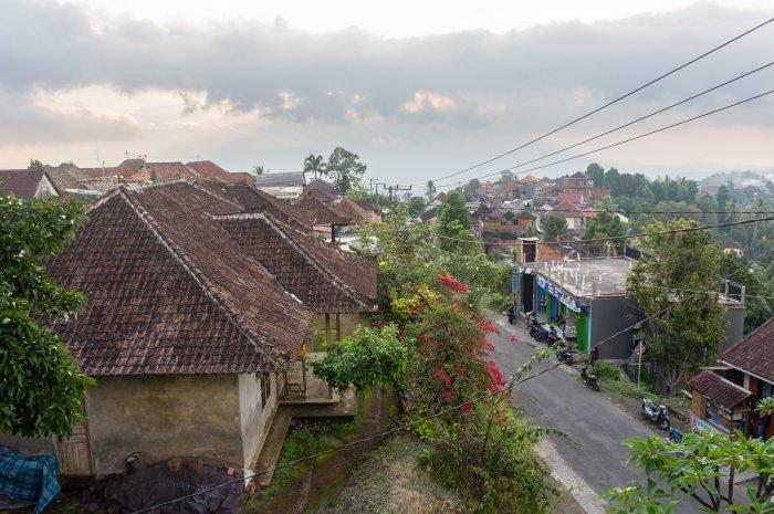 Le village de Munduk, Bali