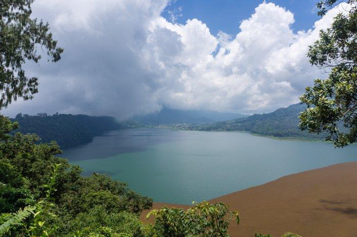 Lac Buyan, Bali, Indonésie