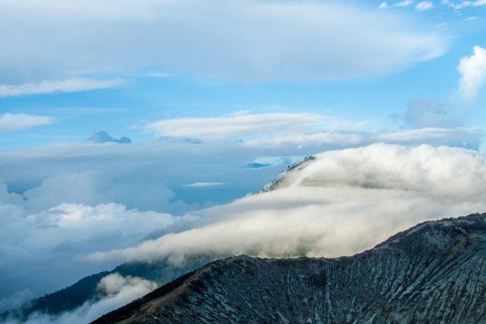 Kawah Ijen, Java, Indonésie