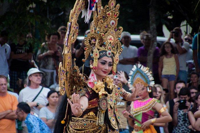 Fête de l'indépendance, Bali