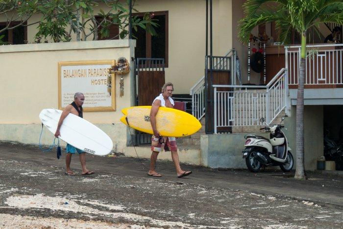Papis surfeurs