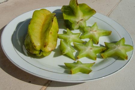 Fruit carambole