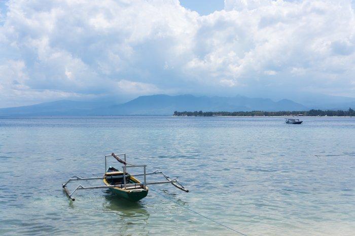 Gili Meno, Indonésie