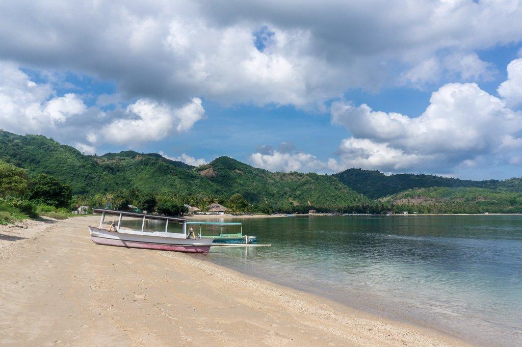 Baie de Sekotong, Lombok