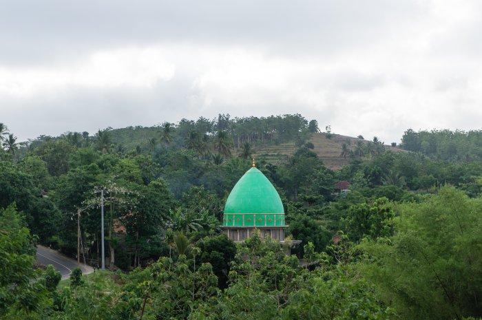 Mosquée à Lombok