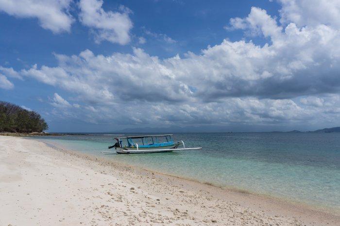 Gili Nanggu, Lombok, Indonésie