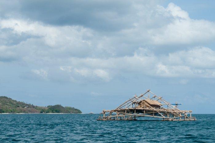 Pêche aux calamars à Sekotong, Lombok