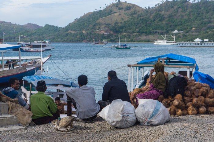 Port de Labuan Bajo, Flores