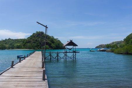 Labuan Bajo, Indonésie