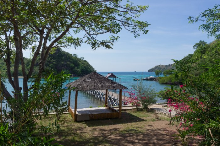 Waecicu Beach, Labuan Bajo, Flores