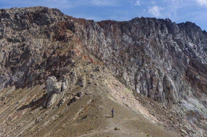Mont Egon, Florès